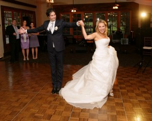 wedding dance pros