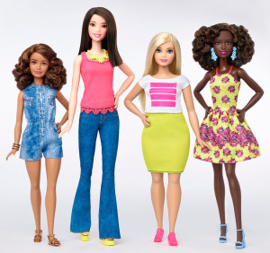 "I Love the New ""Junk in the Trunk"" Barbie, But She Doesn't Solve All My Body Image Issues"