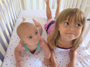 10 Things That Will Go Wrong When a Kid and Baby Share a Room